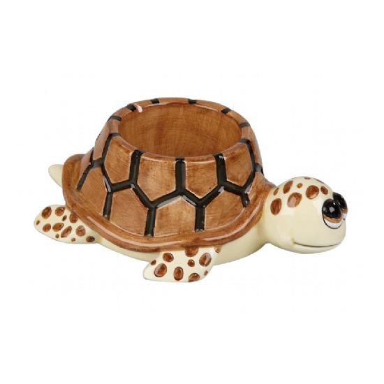 Eierdop schildpad 10 cm
