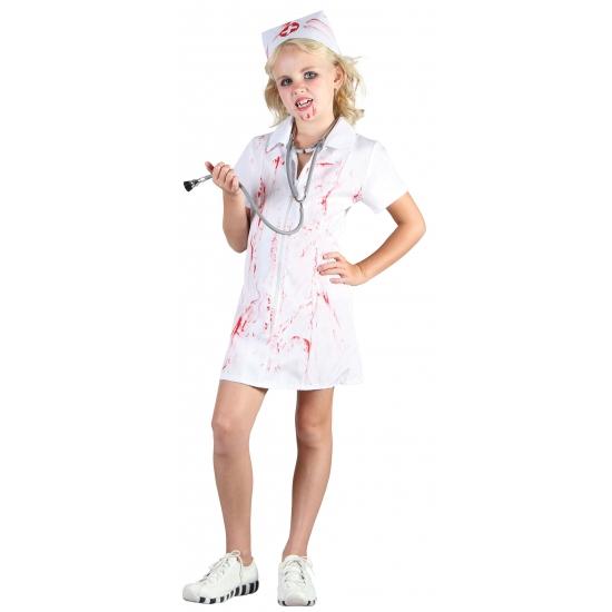 Halloween - Bloederig zuster kostuum voor meisjes