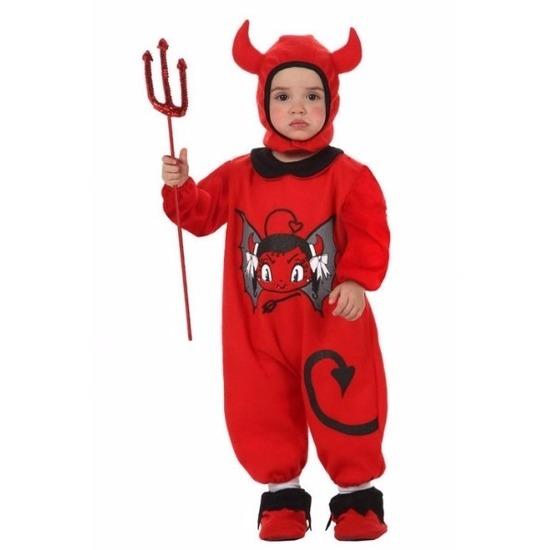 Halloween - Duivel kostuum voor kinderen