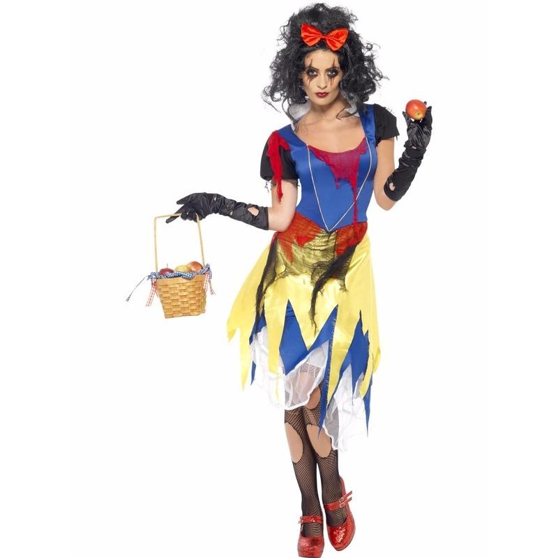 Halloween - Horror Sneeuwwitje kostuum voor dames
