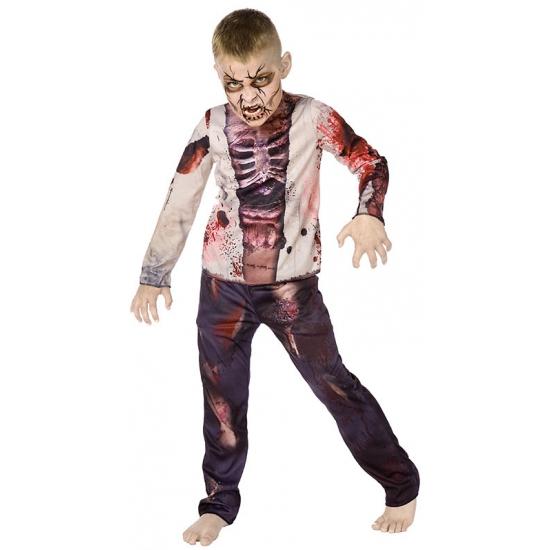 Halloween - Zombie kostuum voor kinderen