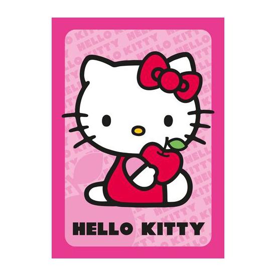 Hello Kitty speelkleed appel 95 x 133 cm