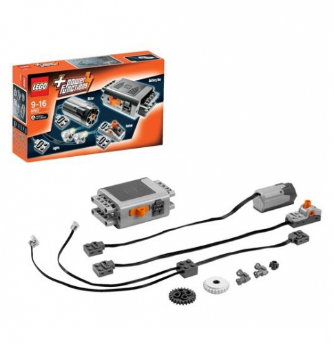 Lego Technic 8293 Motor set