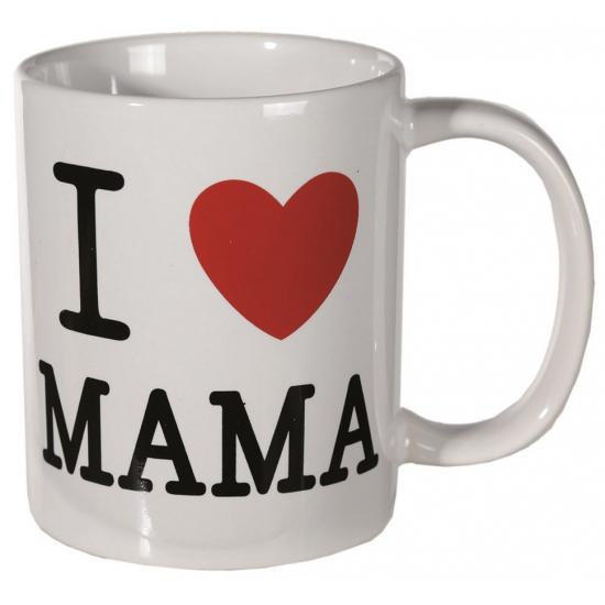 Moederdag mok i love mama