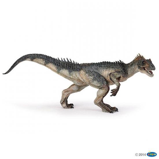 Plastic allosaurus dinosaurus 24,5 cm