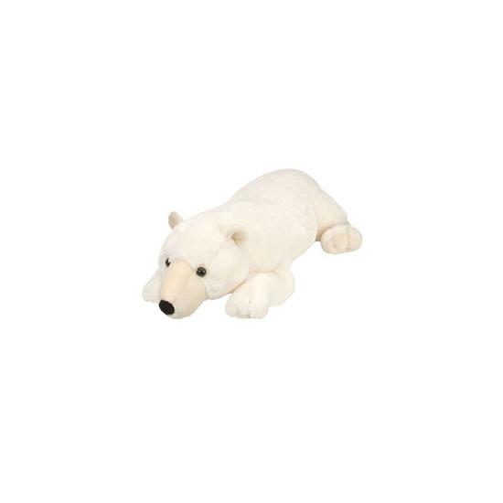 Pluche ijsbeer knuffel 76 cm