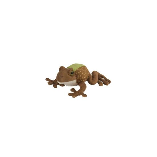 Pluche krekelkikker 18 cm
