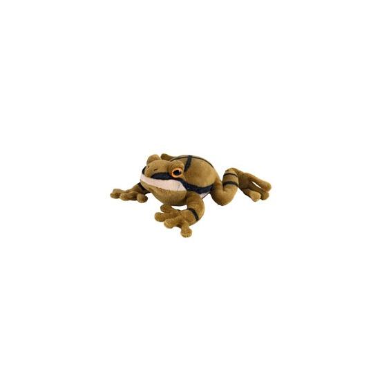 Pluche kruisboomkikker 18 cm