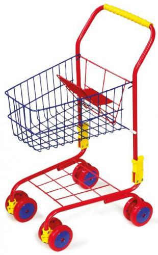 Speelgoed winkelwagen 31 x 41 x 60 cm