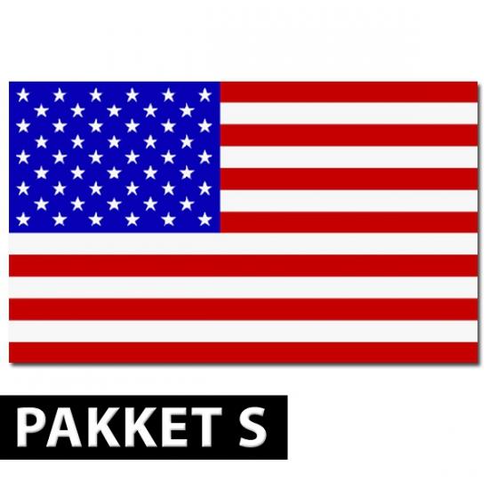 USA versiering pakket klein