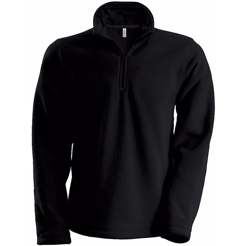 Warme fleece trui voor heren