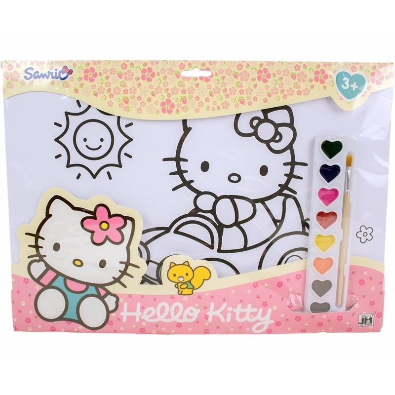 A3 Schilderset Hello Kitty