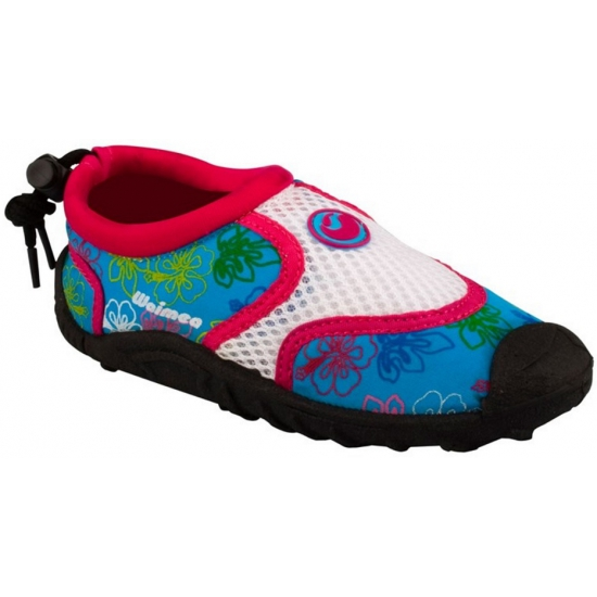 Blauw met roze kinder waterschoenen Waimea Schoenen en laarzen