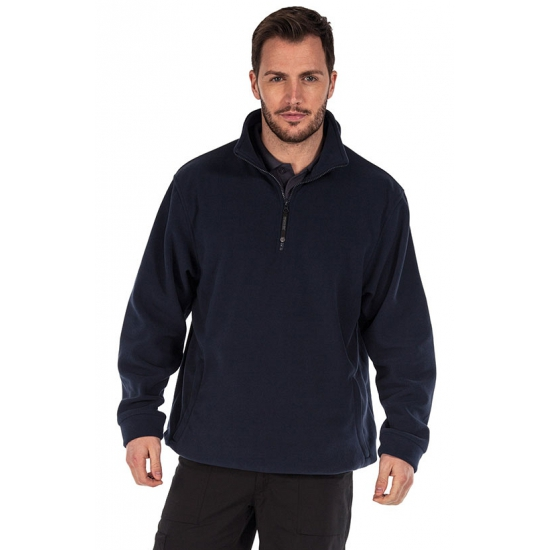 Blauwe fleece trui Thor voor heren Regatta Truien en sweaters