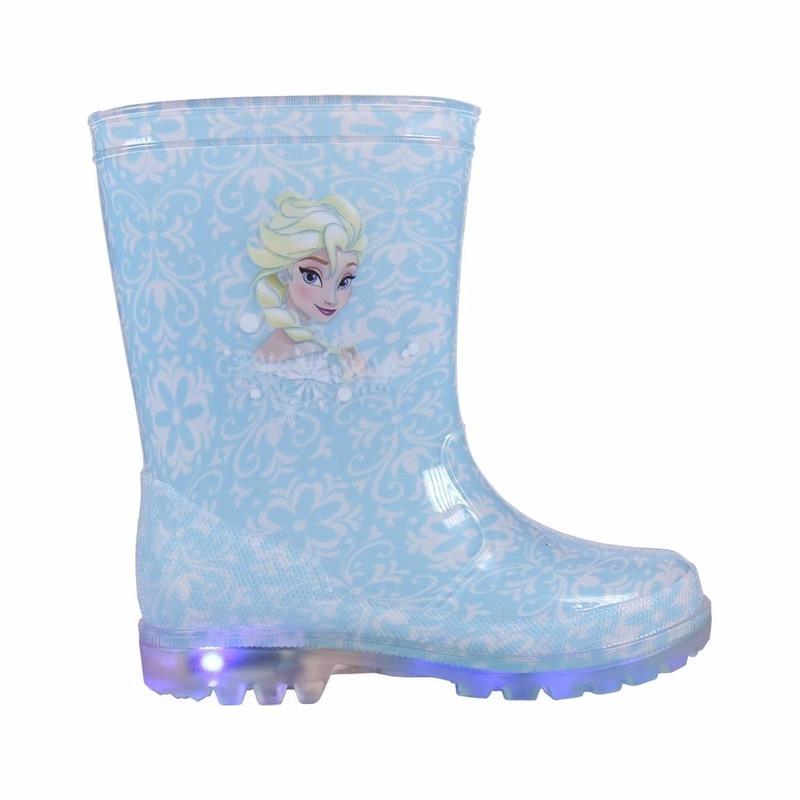Blauwe Frozen regenlaarzen voor meisjes Disney Schoenen en laarzen