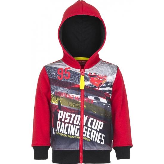 Truien en sweaters Cars capuchon vest rood