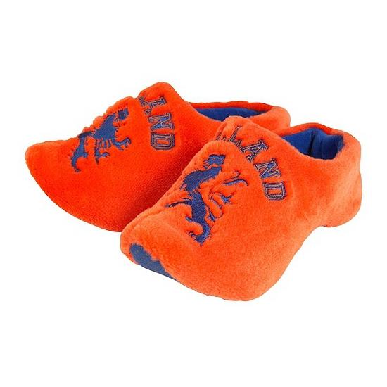 Oranje artikelen Clogs pantoffels oranje Sloffen en Pantoffels