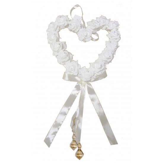 Decoratie hart huwelijk