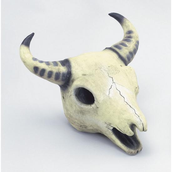 Decoratie stieren doodskop