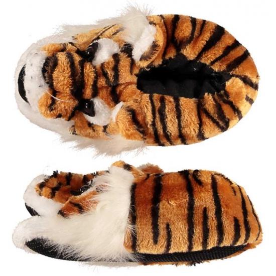 Dieren sloffen tijger voor dames Bellatio laagste prijs