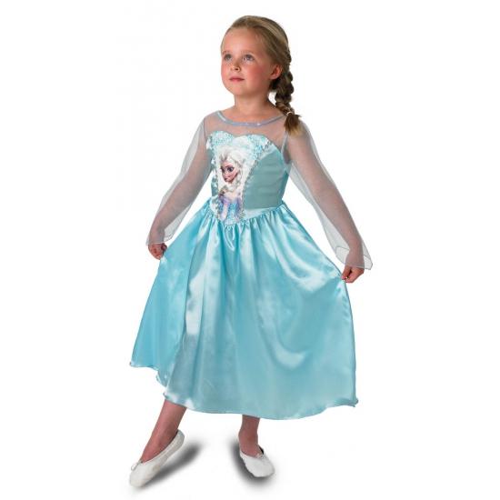 Elsa Frozen jurk voor meisjes