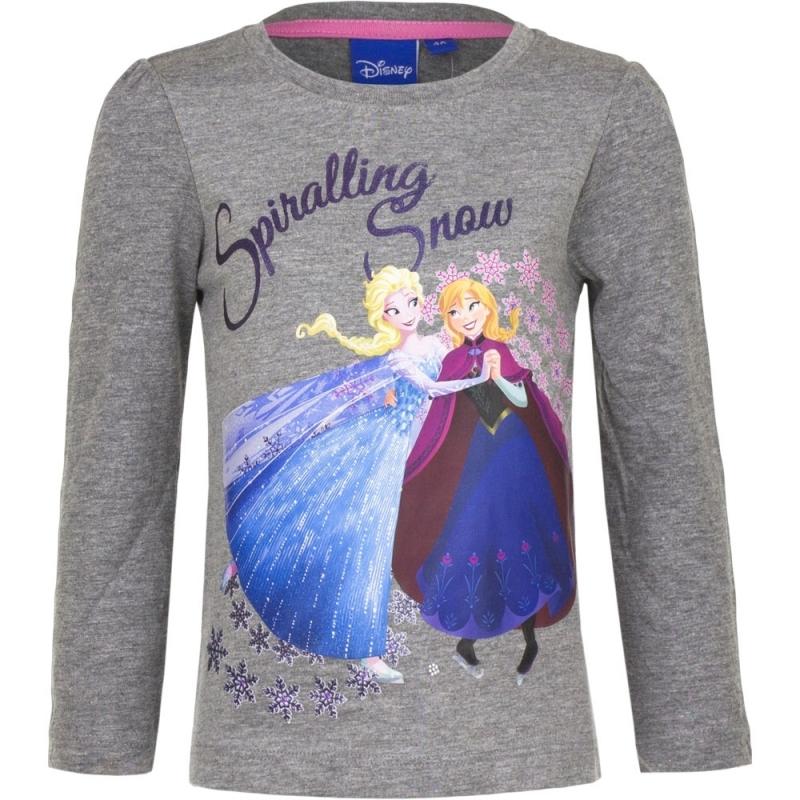 T shirts en poloshirts Disney Frozen shirt grijs voor meisjes