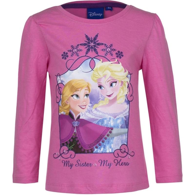Frozen shirt roze voor meisjes Disney T shirts en poloshirts