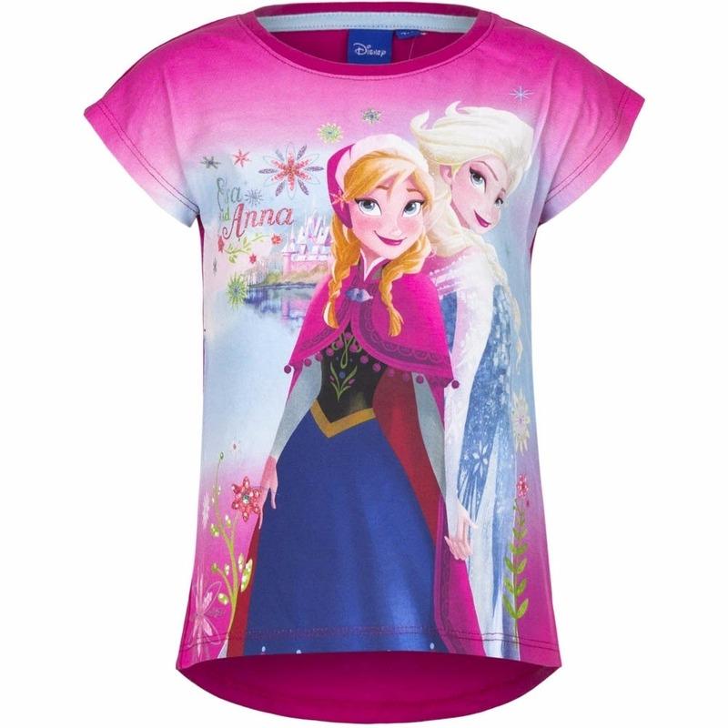 Disney T shirts en poloshirts Koopje Meisjes