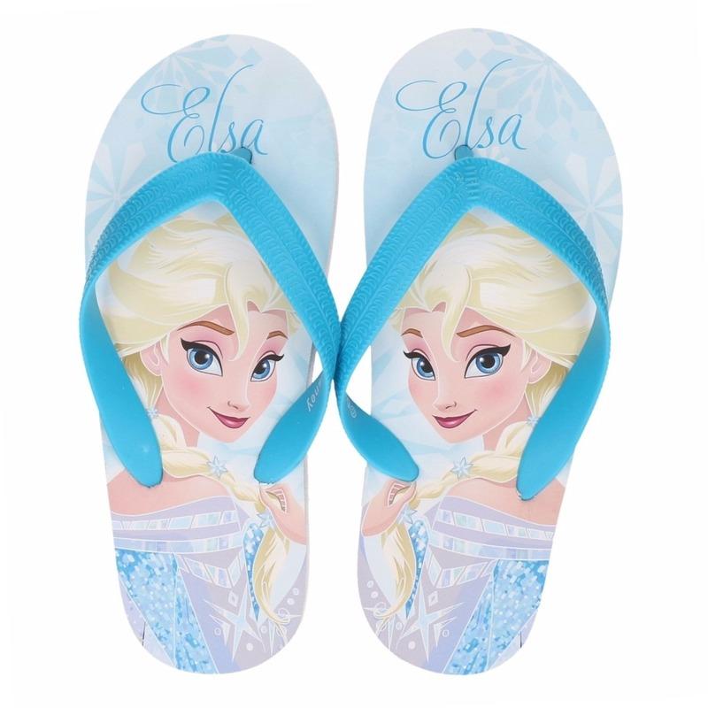 Frozen teenslippers Elsa voor meisjes Disney voordeligste prijs