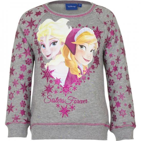 Frozen trui grijs voor meiden Disney Truien en sweaters
