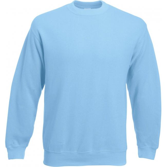 Truien en sweaters Fruit of the Loom sweater lichtblauw