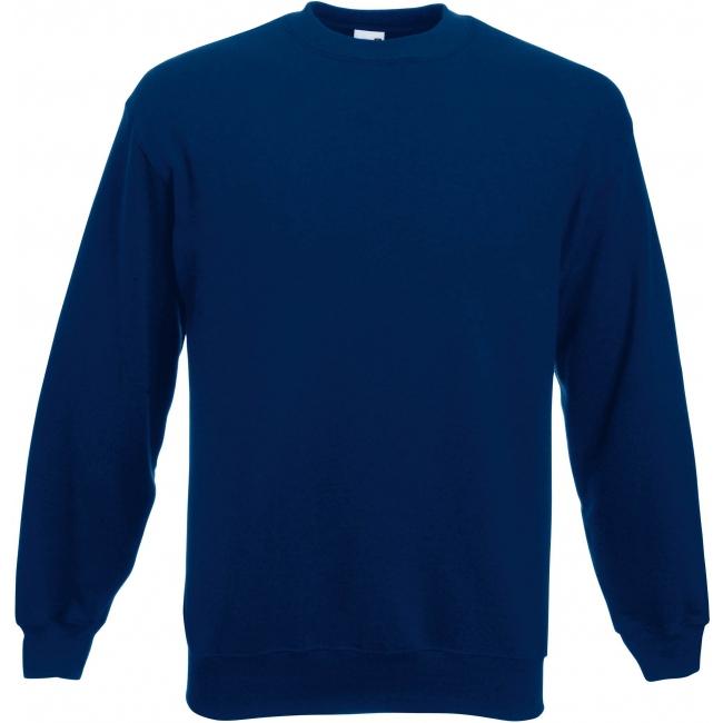 Fruit Of The Loom Fruit of the Loom sweater navy Truien en sweaters