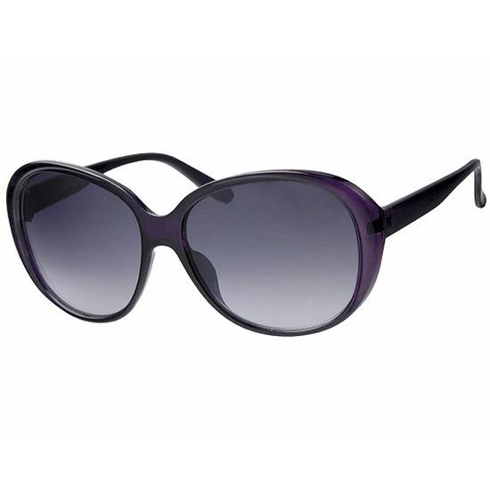 Grote dames zonnebril paars model 0565