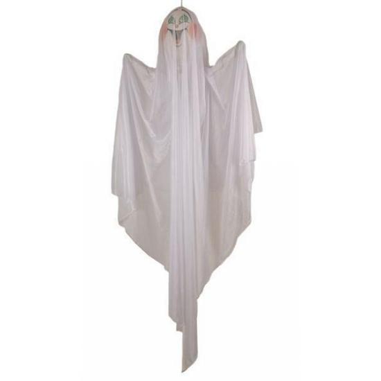 Halloween - Decoratie halloween spook met LED licht