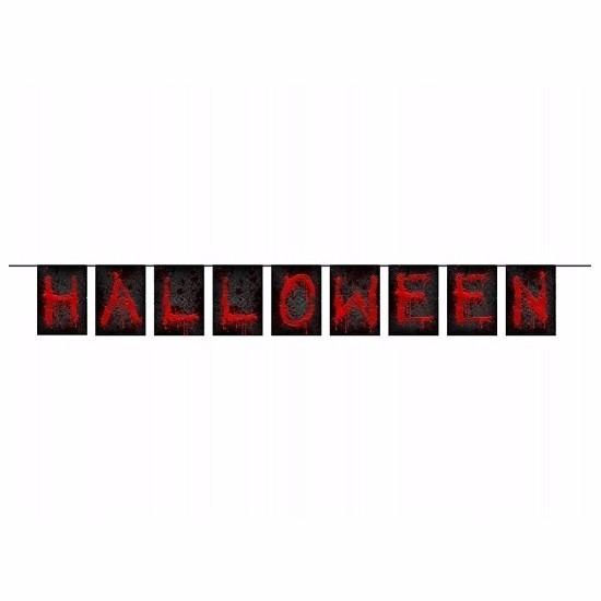 Halloween - Halloween banner slinger 123 cm