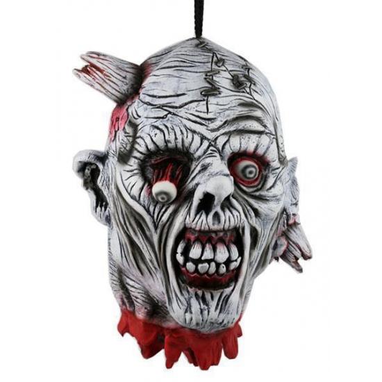 Halloween - Halloween decoratie hoofd 30 cm