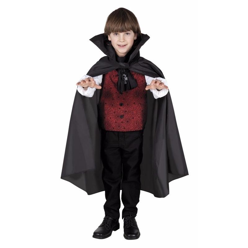Halloween - Halloween dracula cape voor kinderen