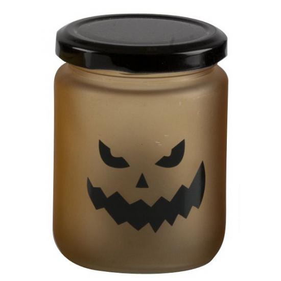 Halloween - Halloween LED theelicht oranje