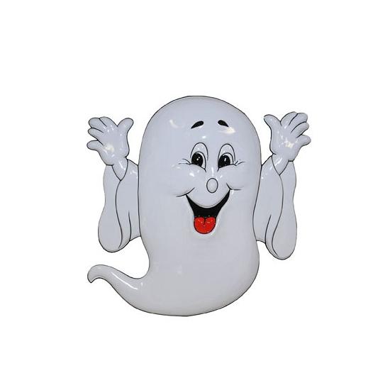 Halloween - Halloween muurdecoratie spookje