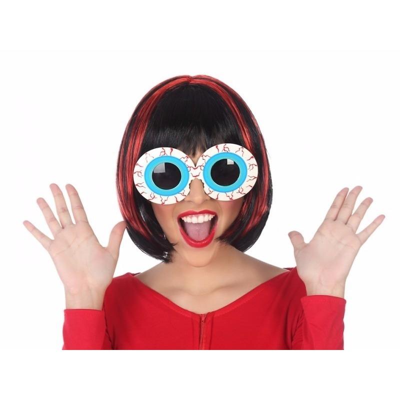 Halloween - Halloween oogbollen bril