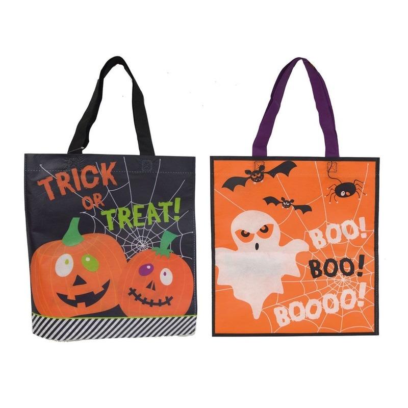 Halloween - Halloween tas voor snoep