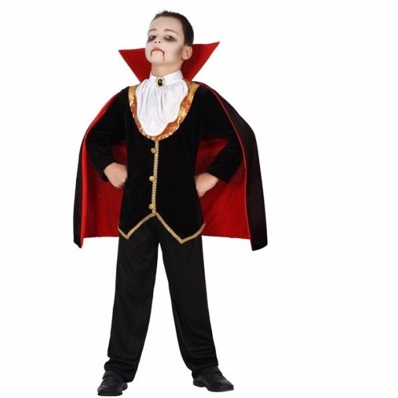 Halloween - Halloween vampier kostuum voor kinderen