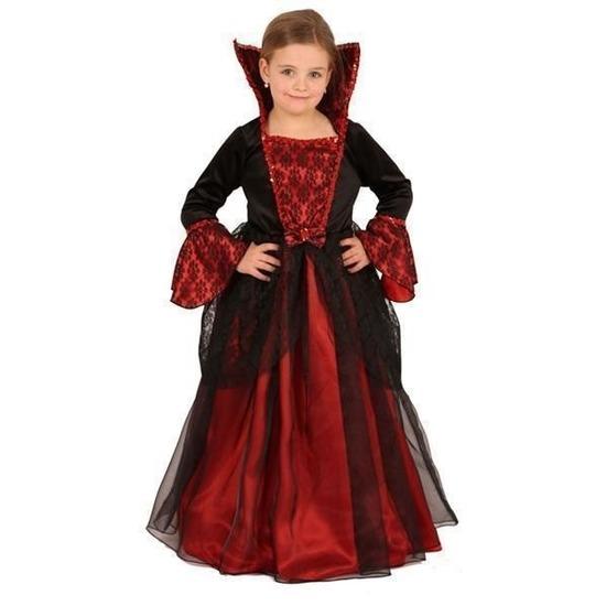 Halloween kinderjurk voor meiden