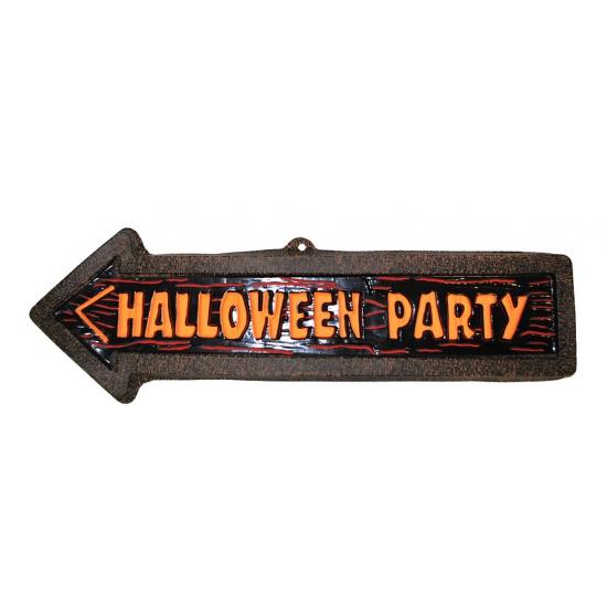 Halloween party muurdecoratie