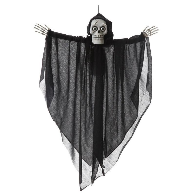 Halloween versiering magere hein pop 45 cm