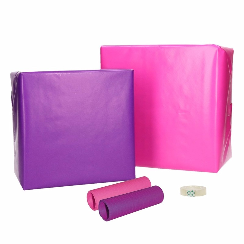 Inpakpapier voor meisjes S pakket
