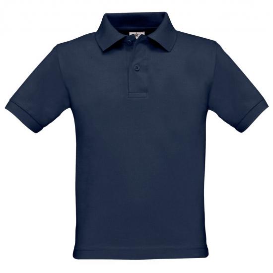 T shirts en poloshirts B C Jongens poloshirt navy