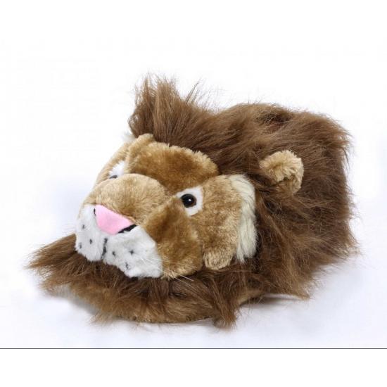 Sloffen en Pantoffels Kinder dieren sloffen leeuw