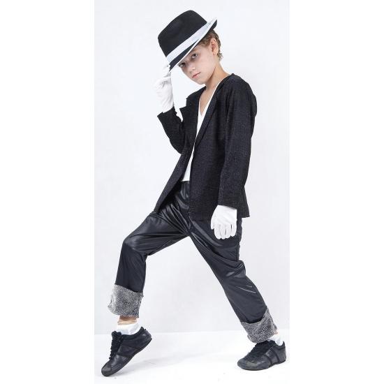 Kinder Michael kostuum + hoed