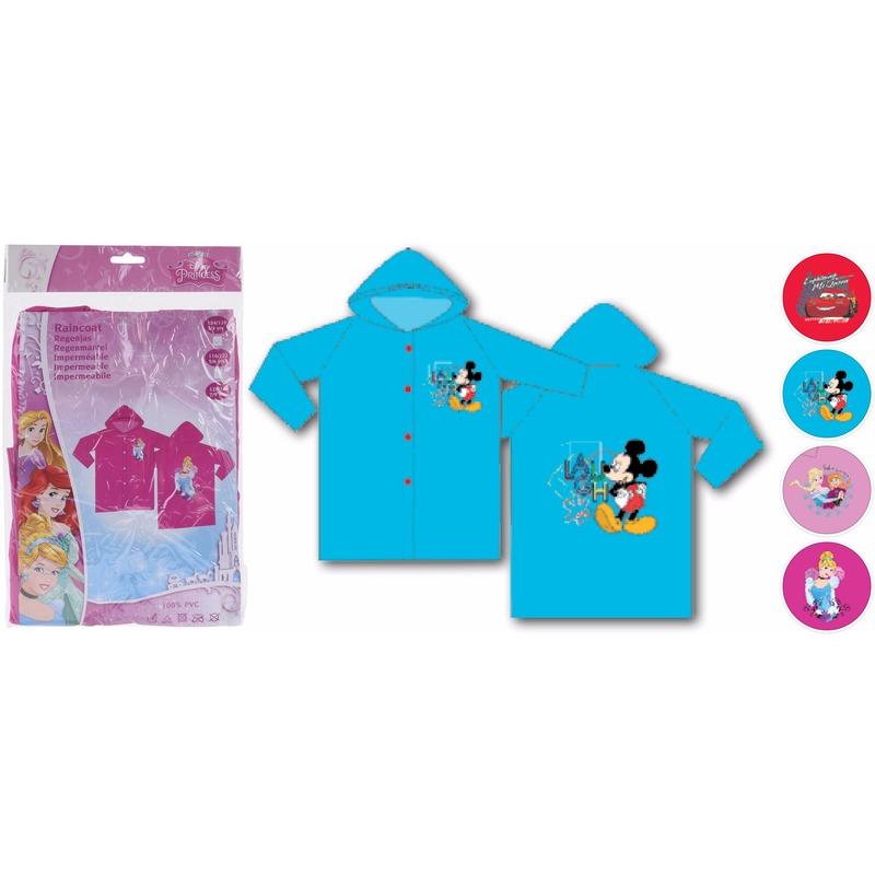 Regenpakken en poncho Geen Kinder regenjas Mickey Mouse blauw